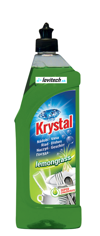 Krystal na riad Lemongrass 750ml