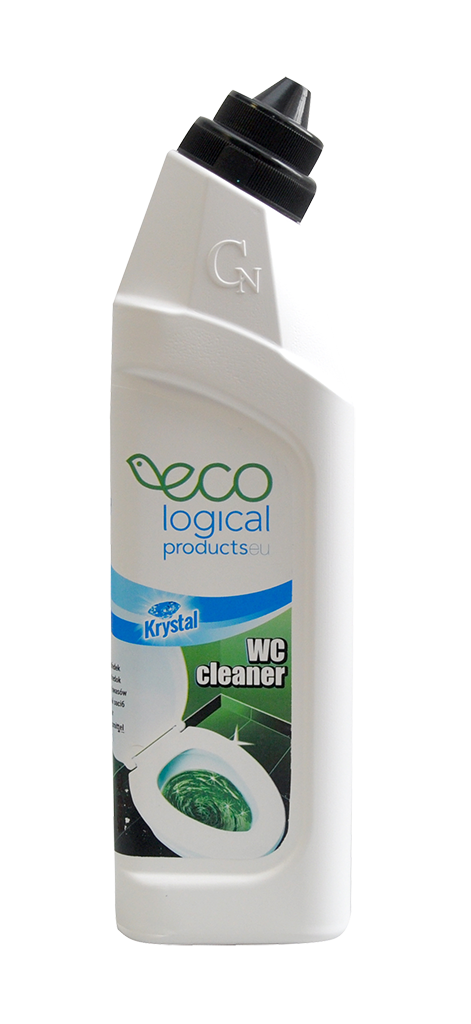 Krystal WC čistič, ECO 750ml