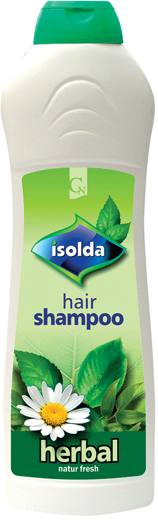 ISOLDA vlasový šampon HERBAL 500 ml