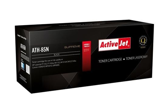 Toner HP CE285A alternatívny ActiveJet